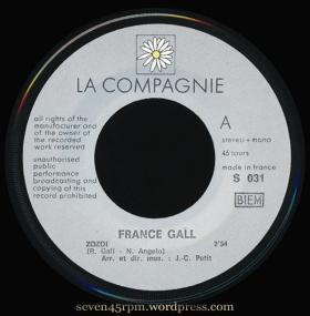 FranceGallZozoi3_Seven45rpm
