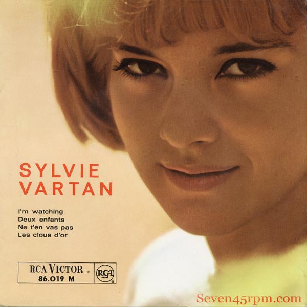 SylvieVartan_01-Seven45rpm