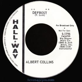 AlbertCollins_Seven45rpm_02