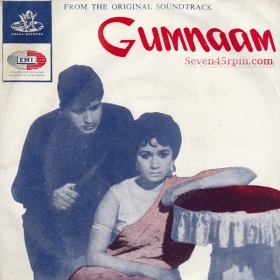 Gumnaam_Seven45rpm_01b